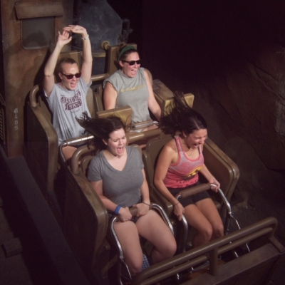 This was my first time on Everest. It grew on me.