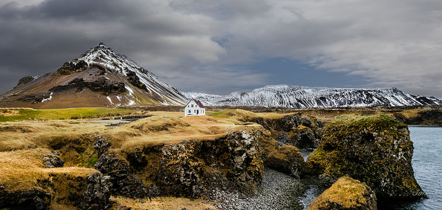 Mysterious Iceland. Photo credit: Snaefellsnes Arnarstapi via Flickr Creative Commons