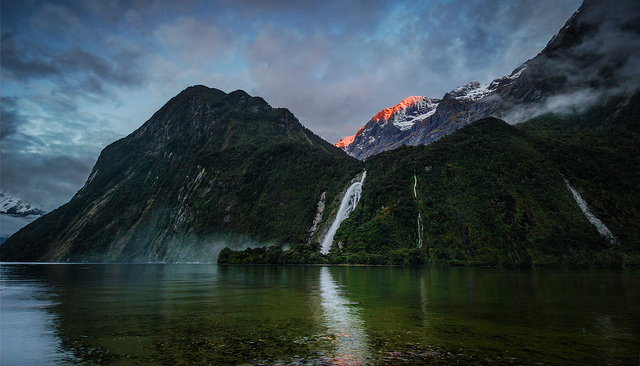 Bowen Falls, NZ. Photo credit: Trey Ratcliff via Flickr Creative Commons