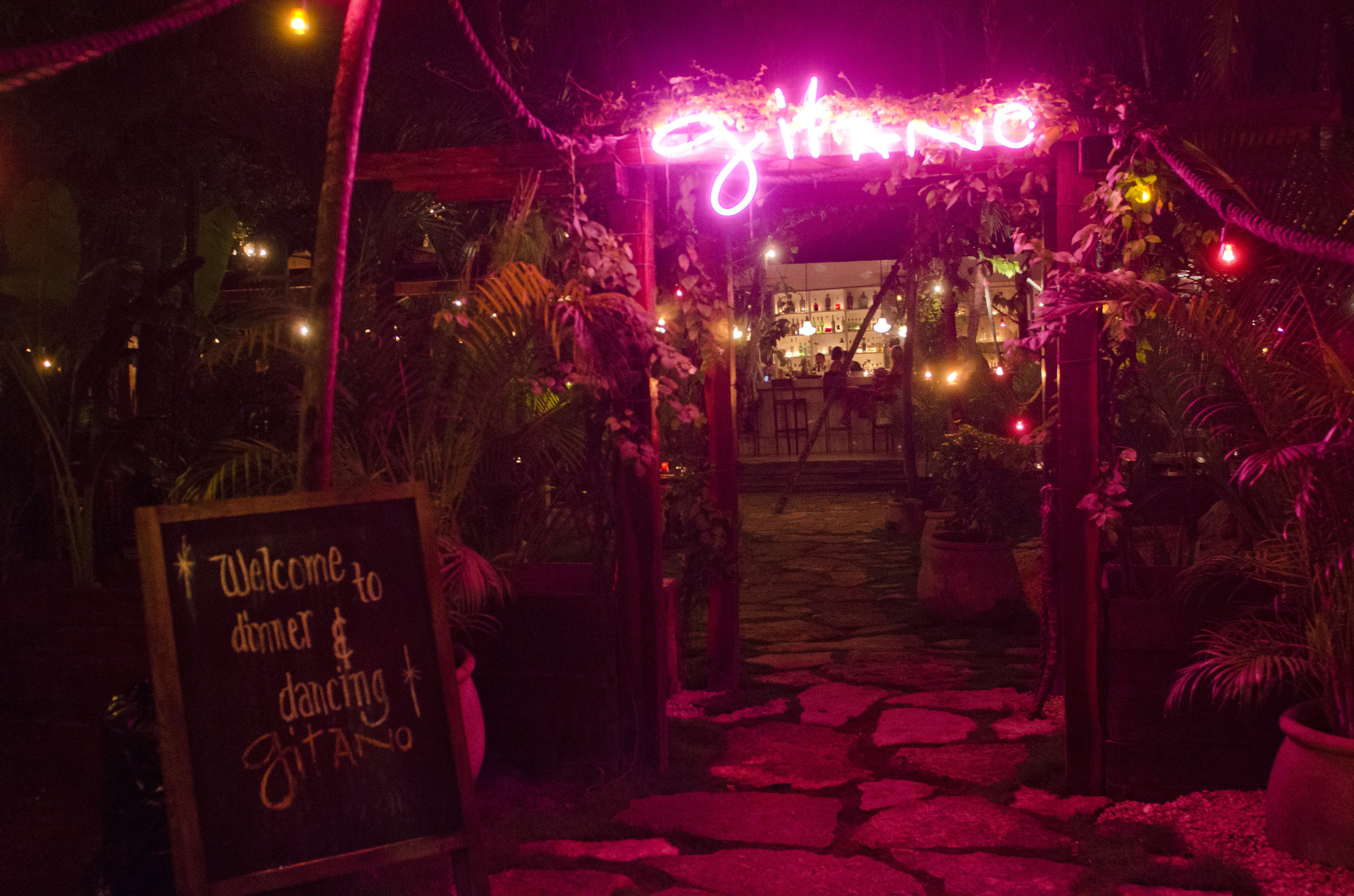 One of our favorite places: Gitano