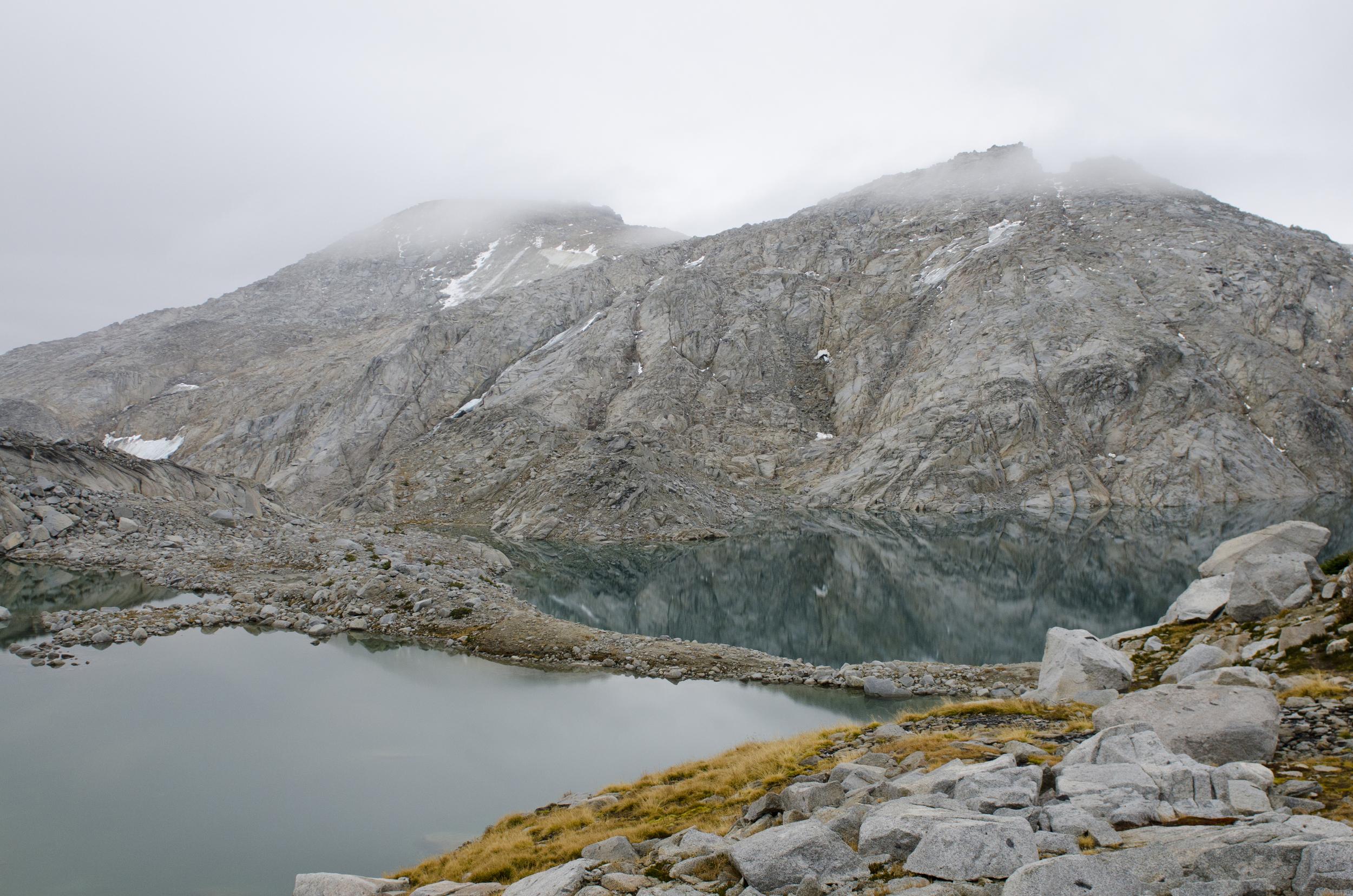 Goodbye Isolation Lake