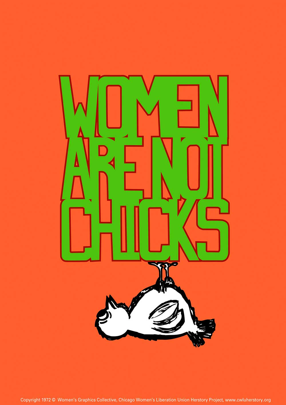 Women Are Not Chicks