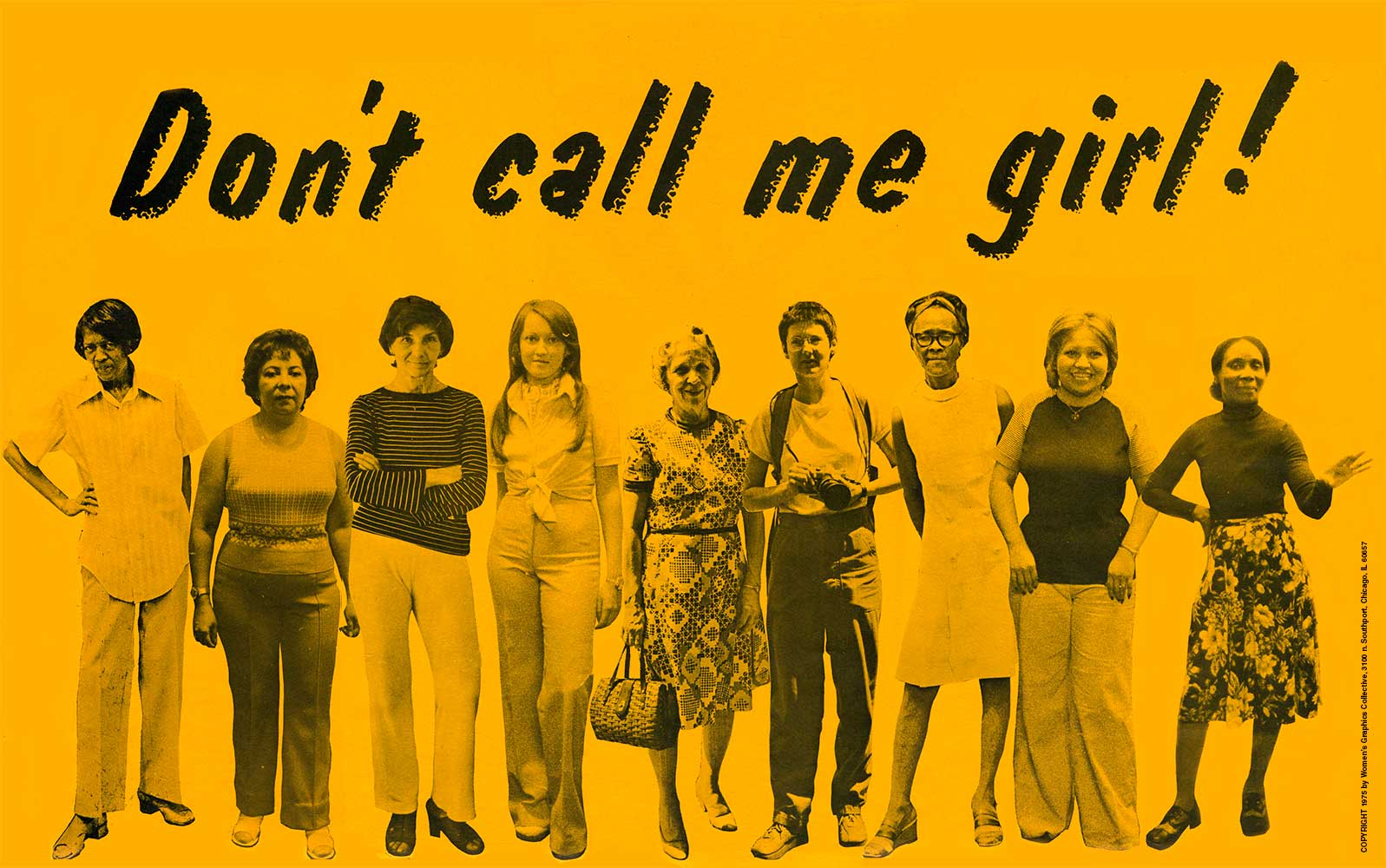 Don't Call Me Girl