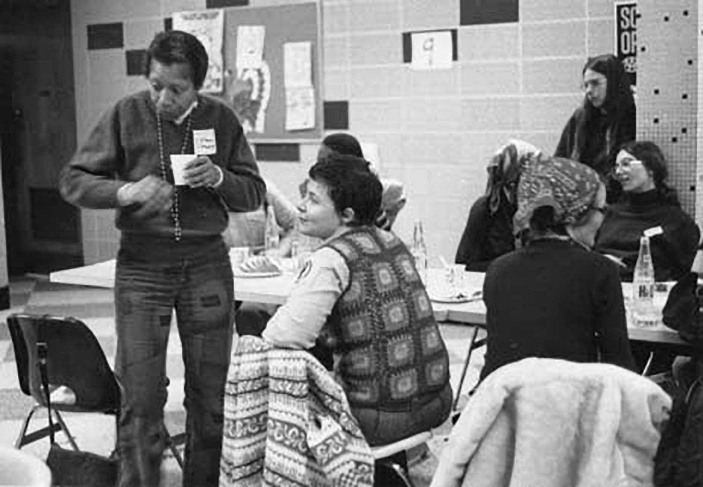 CWLU conference- November 1974