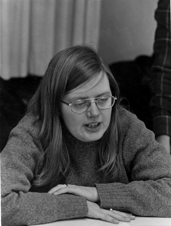 Chris - Liberation School, c. 1974