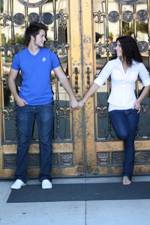 Season One: Engaged (Liz Williams: PC)