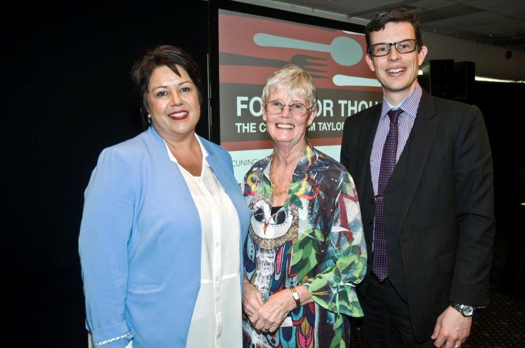 """Paula Bennett at the """"Food for Thought"""" Charity Lunch"""