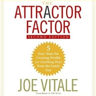 Attractor Factor - Book by Joe Vitalis