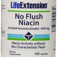 Niacin - By Life Extension