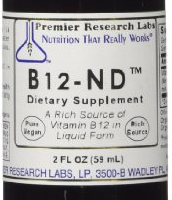 Vitamin B12 - By Premier Research Labs