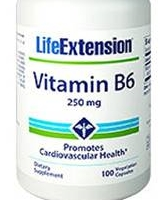 Vitamin B6 - By Life        Extension