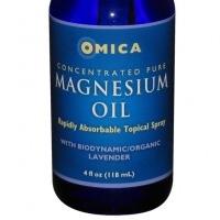 Magnesium Oil, by Omica Organics