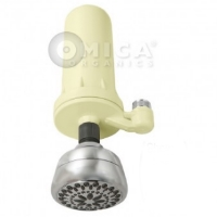 Shower filter, by Omica Organics