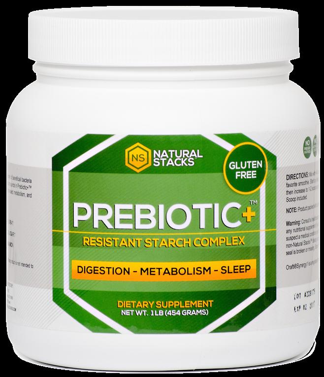 Prebiotic Natural Stacks