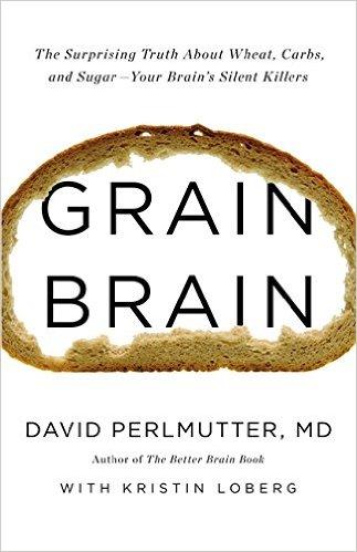 Dr. Perlmutter Brain Grain Book