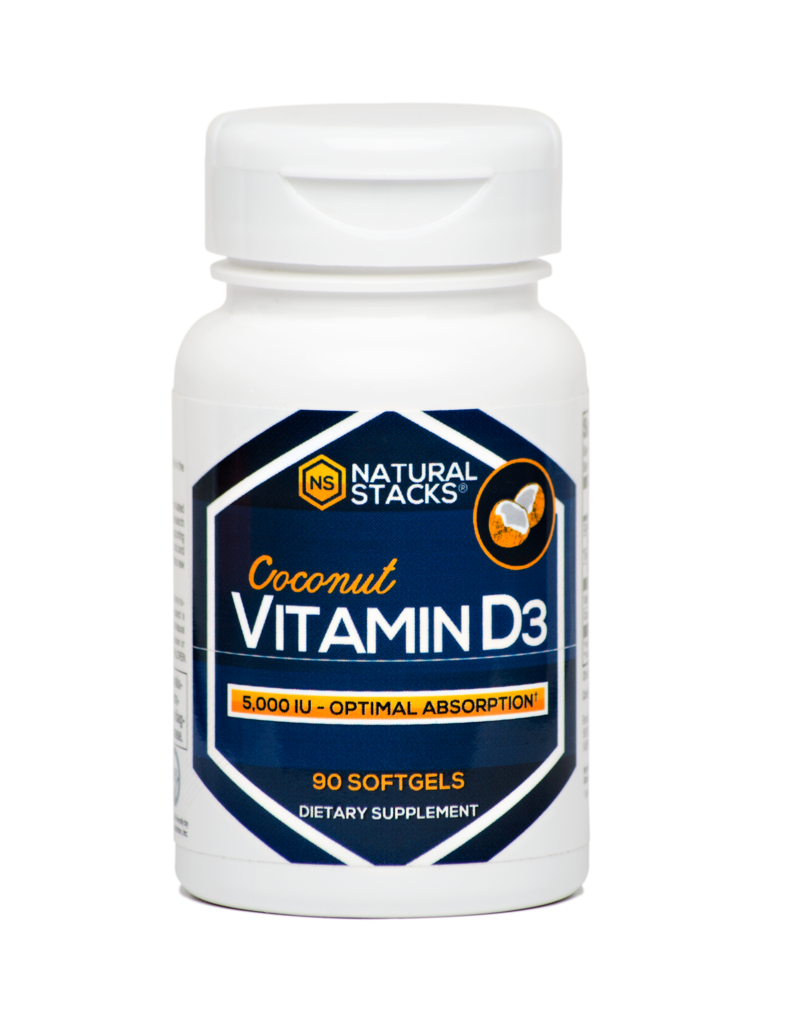 D3 Supplement by Natural Stacks