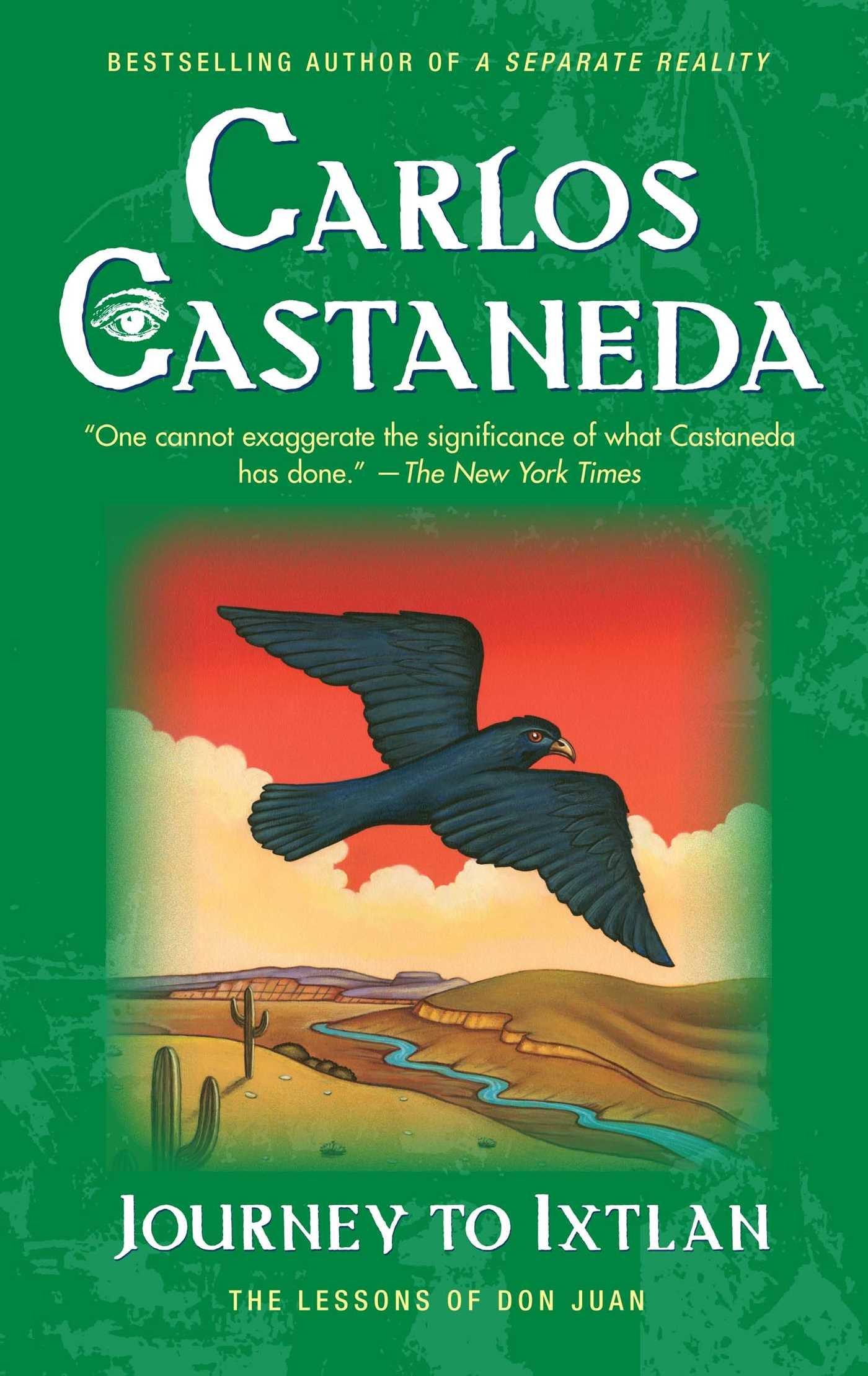 Book by Carlos Castaneda