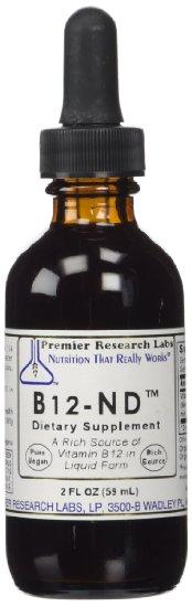 B-12 Liquid by Premier Labs