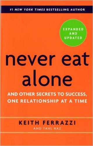 Book by Keith Ferrazzi
