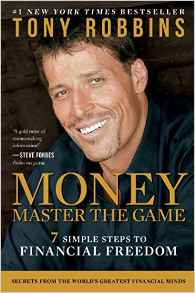 Book by Tony Robbins
