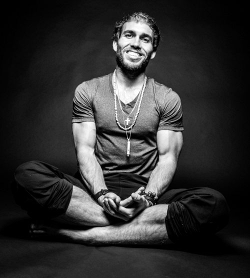 """Travis Brewer is a fitness ninja and entrepreneur on a mission to spread positive energy through movement. His dedication to movement has led him to become a finalist on the hit TV Show American Ninja Warrior on NBC, perform on the TV Show Shark Tank on ABC, as well as a World Callisthenic.org Champion of the """"Battle of the Bars"""" competition. He is certified as an instructor in Animal Flow, Arco Yoga Fitness, and was requested as featured parkour instructor on The Tim Ferris Experiment by Tim himself. Beyond teaching, Travis enjoys motivational speaking and performing acrobatics. He has been invited to speak on popular health and fitness podcasts, performed at the largest fitness expos in the world, at the halftime show of an NBA game, and the circus group Luccent Dossier. Travis' other great passion is philanthropy and inspiring others to move toward their passion. He is a leading expert on the new Deepak Chopra app, JIYO; a personal wellbeing companion. Travis is sponsored by the superfood company Sunwarrior as well as Parsley Health, a groundbreaking new medical practice. He is also the founder of his own motivational lifestyle brand Pimovement.ninja which helps raise money and awareness for fitness parks and playgrounds around the world. Join him on his journey!"""
