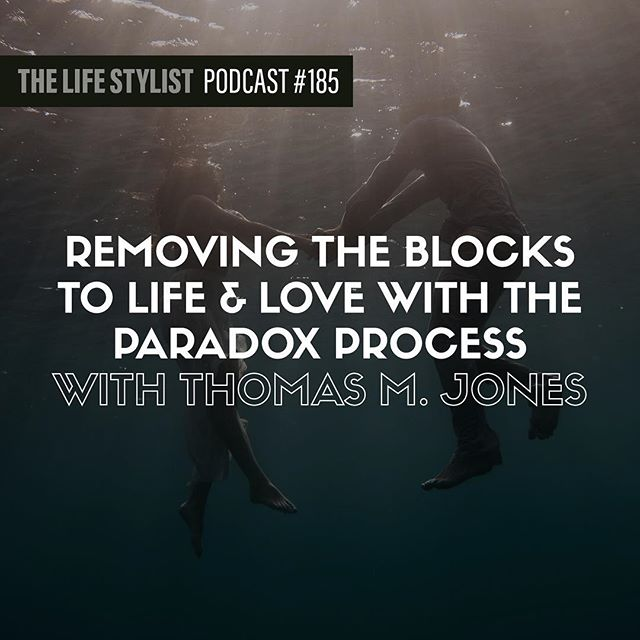 """In 1973, Thomas M. Jones (@paradoxprocess) was working with an #addiction services agency, helping the """"bad kids"""" who went through the court system and exploring ways to help people break free from negative patterns developed in childhood. It was there he made a radical discovery.  When you think of kids trying to get high, you might assume they're all looking for an escape. But Thomas realized that this isn't the case for many kids. They're looking to find reality, feel like themselves again, and relieve pain.  Thomas also saw firsthand that most addiction treatments available to us are ineffective, and may even exacerbate the problem. He came to understand that core problem isn't the #drugs – it's how we're interpreting the human condition. That's why Thomas created #TheParadoxProcess.  The Paradox Process combines scientific evidence and meditation method into a simple protocol that engages the impulse of neurons in the brain and redirects the pathways. It is a mindfulness tool you can use to identify, communicate, and change negative feelings and perceptions.  Those who have the courage to confront themselves through The Paradox Process, in order to engage with the world and create the life they are capable of creating, will be rewarded with transformational, objective understanding.  Are you tired of feeling depressed? Want to feel like yourself again, or maybe for the first time? Struggling with finding a fulfilling romantic relationship?  Then now is the time to tune into this episode to learn more about Thomas M. Jones and The Paradox Process.  Please support the show by tagging someone you know who will have their mind blown learning about the #paradoxexperience.  To get the complete show notes, and links from every episode sent directly to your inbox each week text the word 'lifetylist' to the number 44222 on a US phone, or click my bio link to join my newsletter in under two minutes  Huge thanks to our amazing sponsors:  @beekeepers_naturals - Get 15% off"""