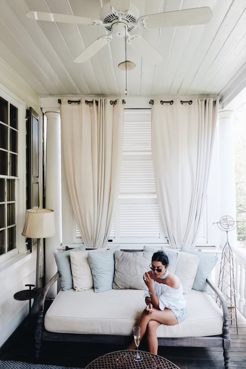 Zero George Street Hotel, Charleston, South Carolina.Travel Guide to Charleston