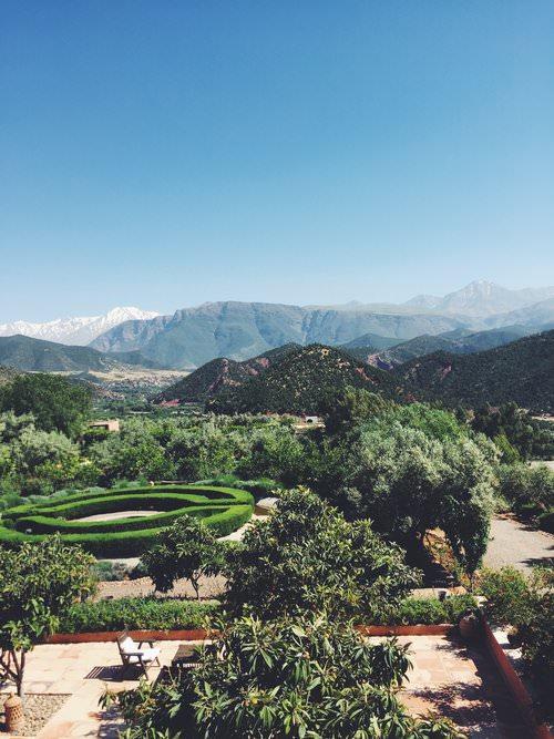 The Far & Near, Dulci Edge Guide to the Atlas Mountains