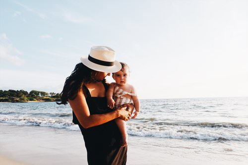 Traveling with Baby. Travel Guide to The Big Island, Hawaii
