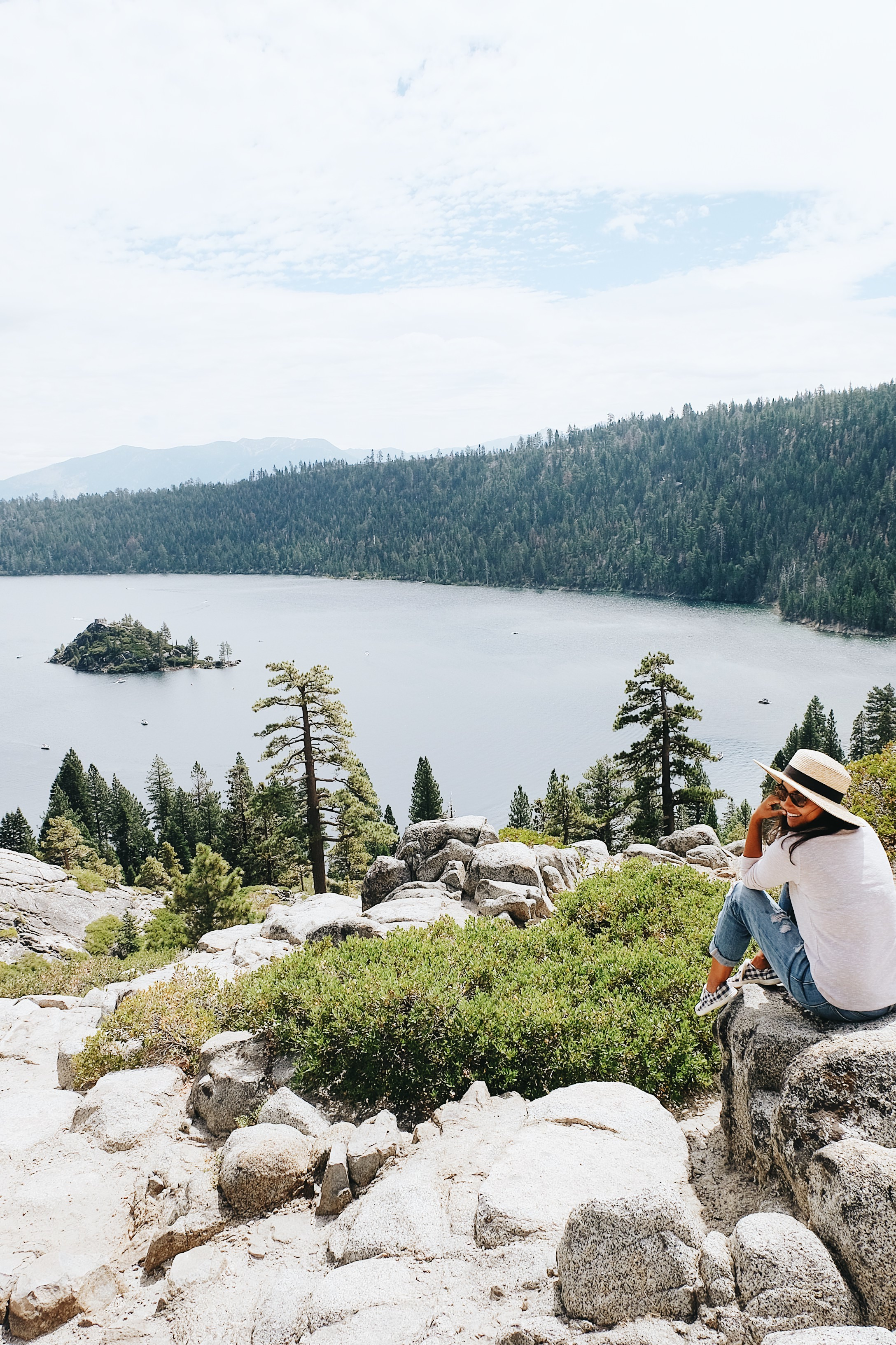 Summer in Lake Tahoe, Travel Guide to Lake Tahoe