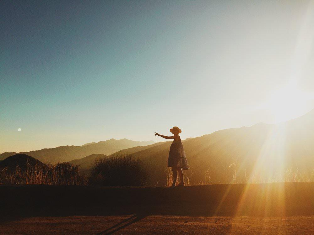 Ojai, California with Lucy Laucht. Travel Guide to Ojai, California.