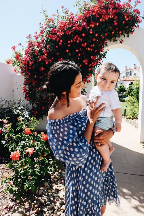 Traveling With Baby,Travel Guide to Ojai, California.