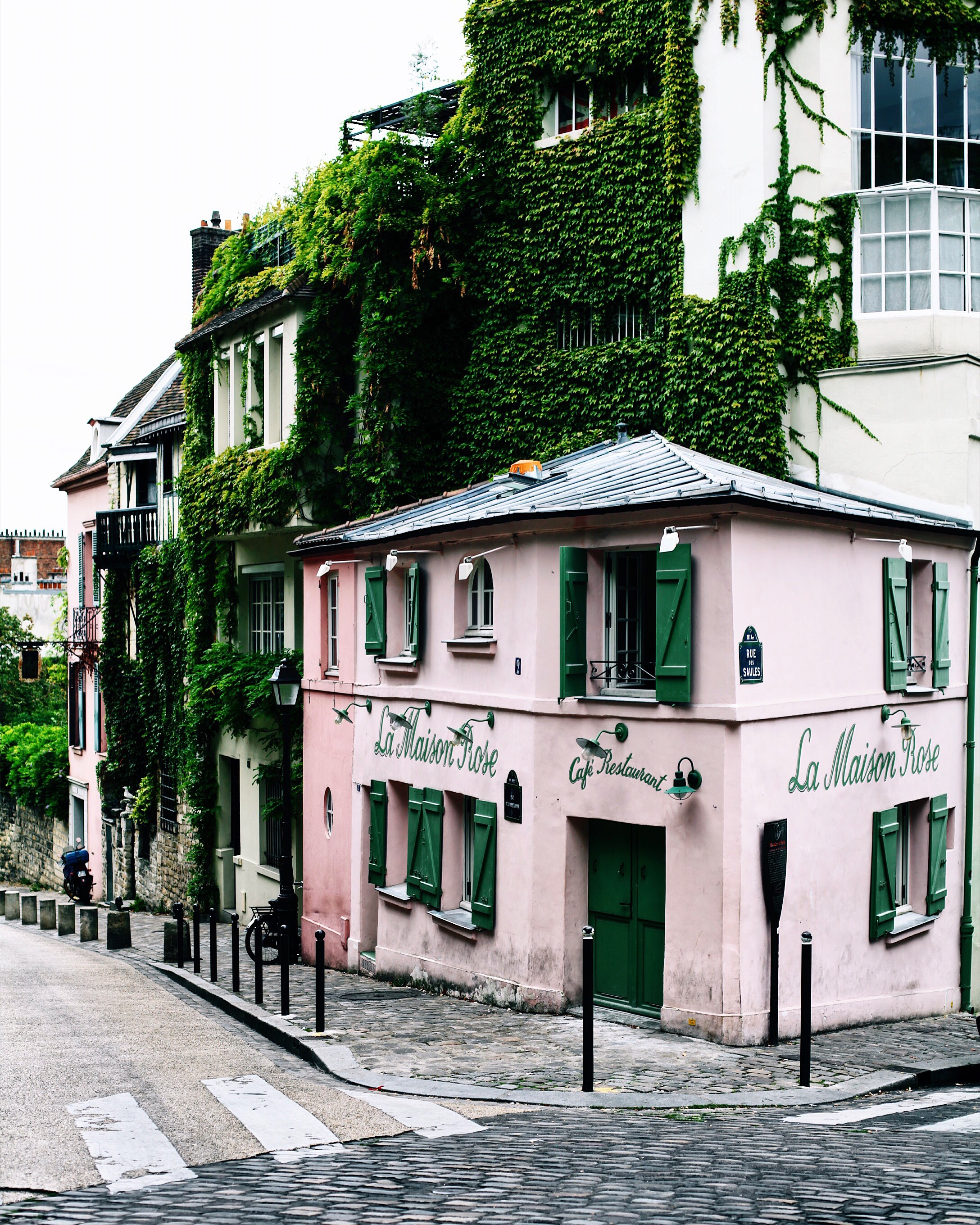 La Maison Rose, Traveling with Baby, Travel Guide to Paris, France