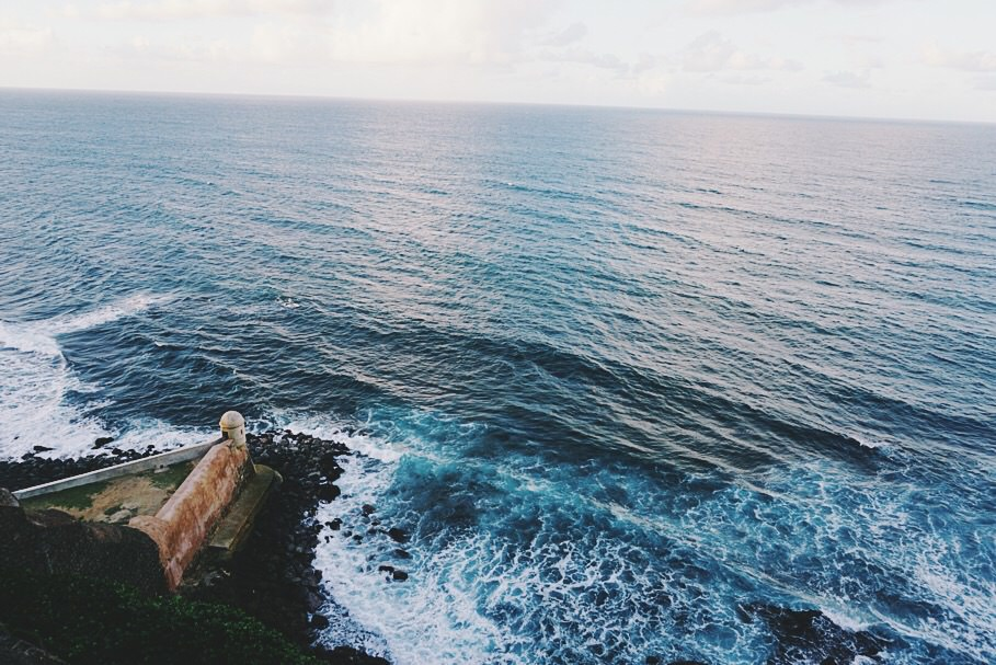 The Far & Near, Travel Guide to Old San Juan by Dulci Edge