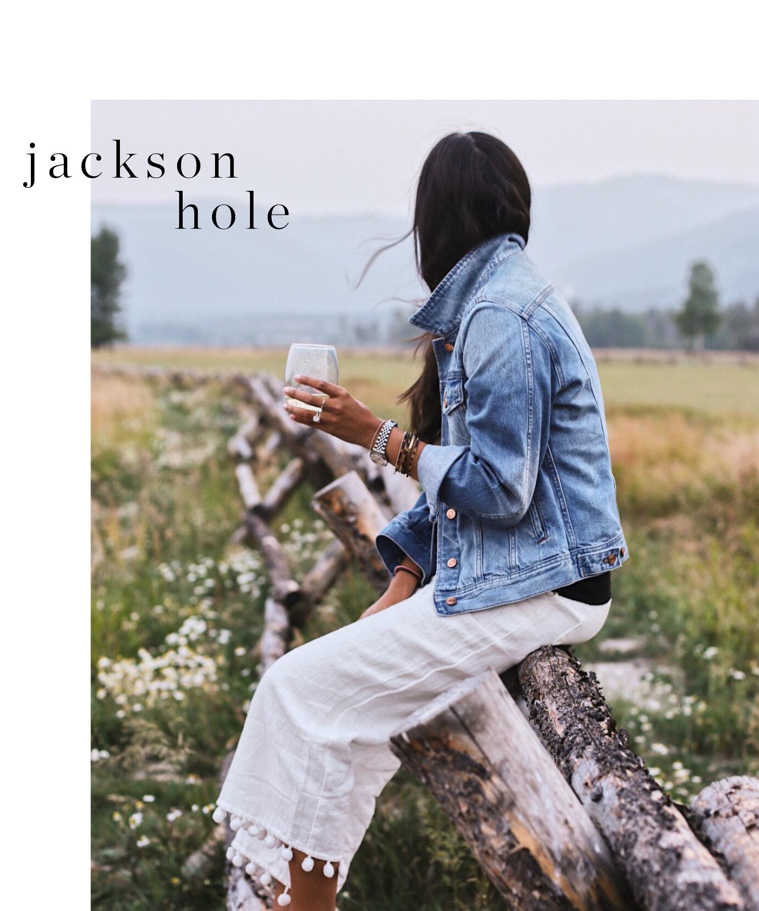 Jackson Hole Travel Guide by Dulci Edge