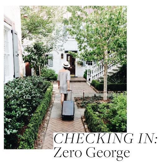 Zero George Hotel Review