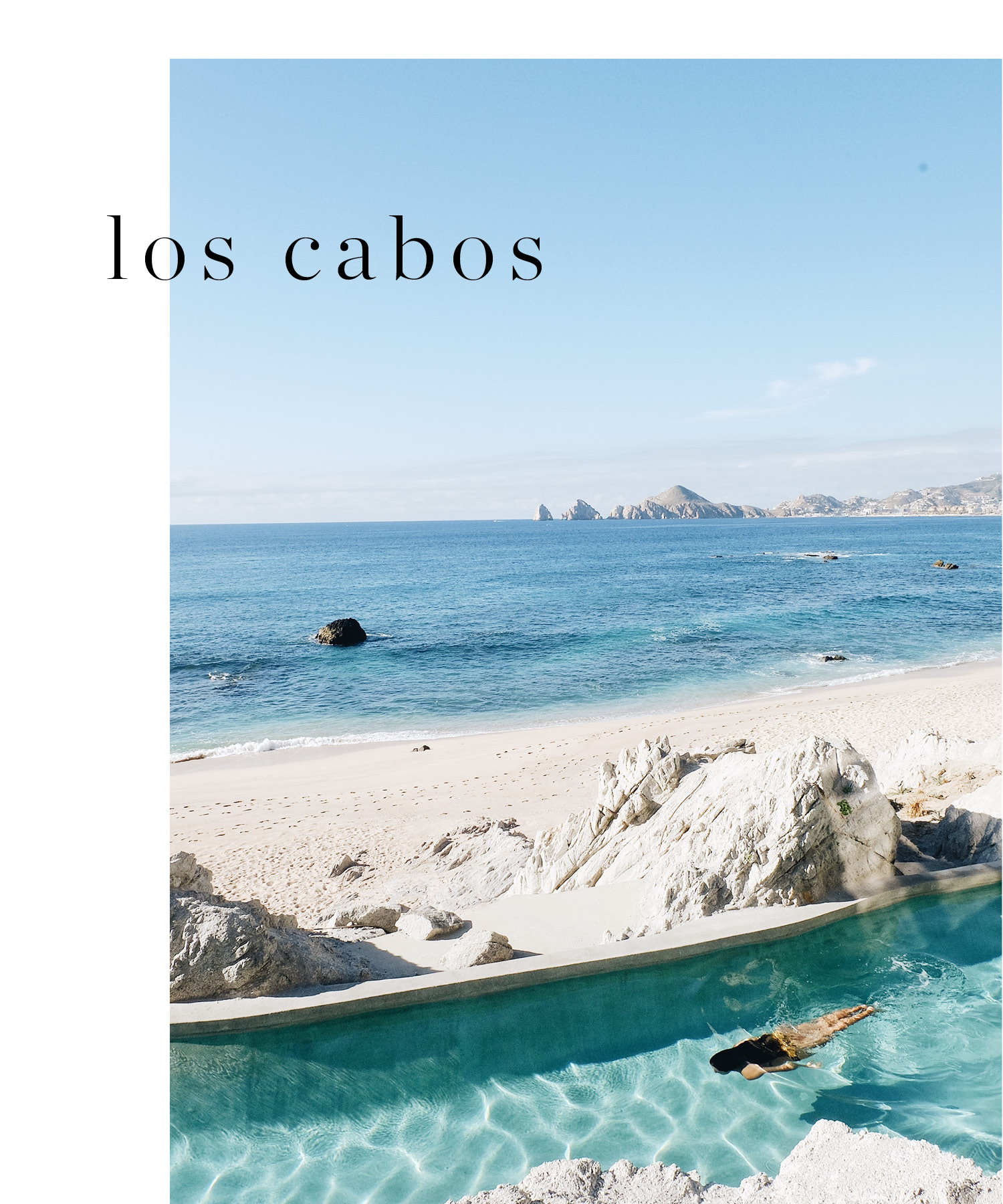 Los Cabos Travel Guide by Dulci Edge