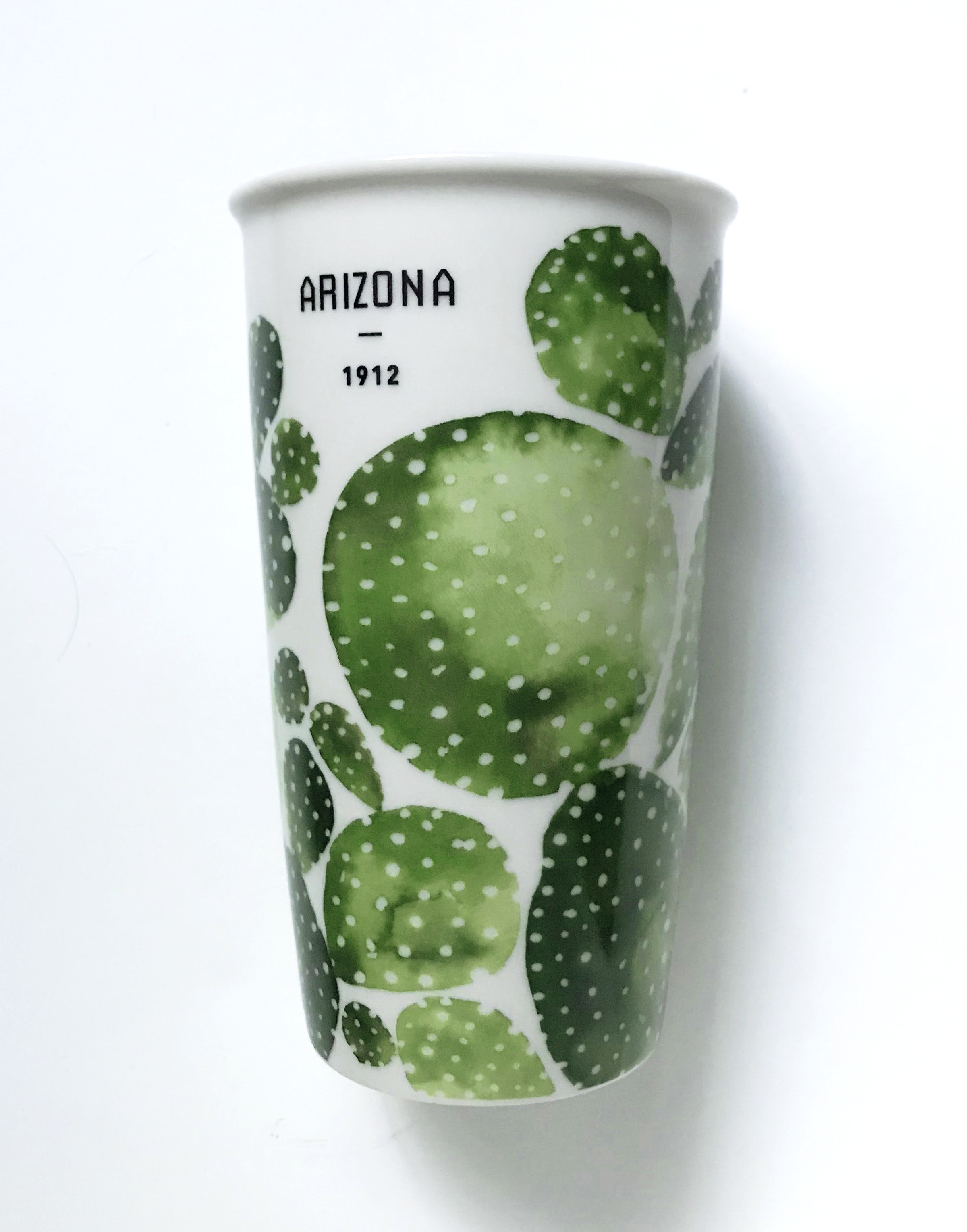 Starbucks Local Merch / AZ Tumbler 2017