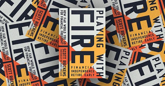 If you've ever been stressed about money like we were, check this out. I found the FIRE movement, and it fundamentally changes the course of our life forever. So I wrote a book about it to share with anyone who wants to improve their financial literacy and take control of their future. Link in bio.