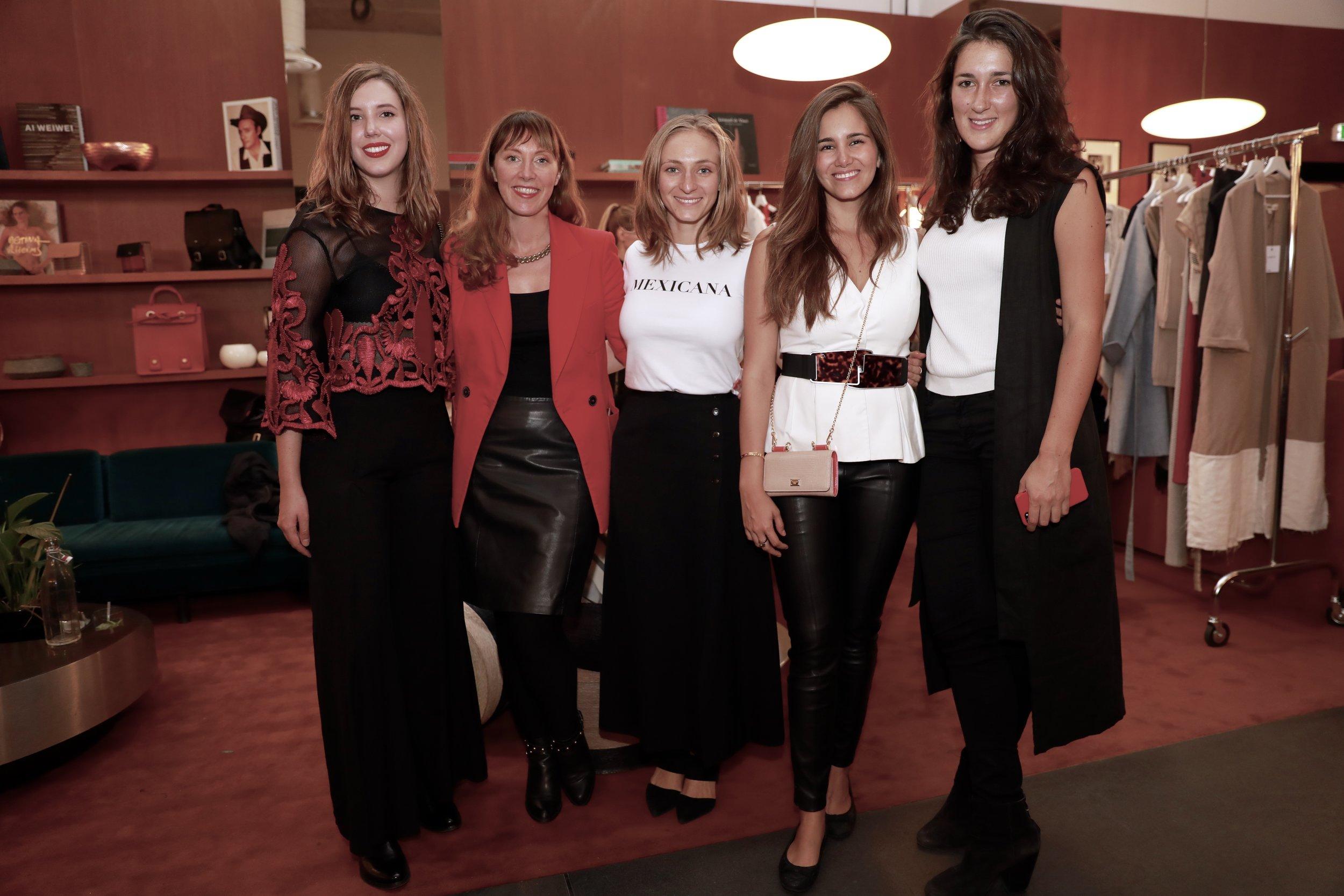Bureau Estrée Latin Connection Farida Tir Teerlinck Fashion Créateurs entrepreneur 85paris