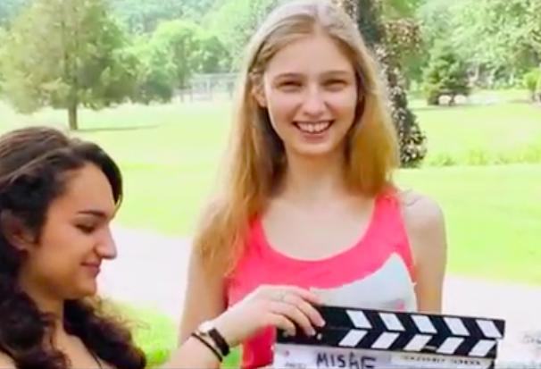 Victoria Markhoff, 16, Mental Illness Activist, Filmaker, TEDxTeen, TEDx