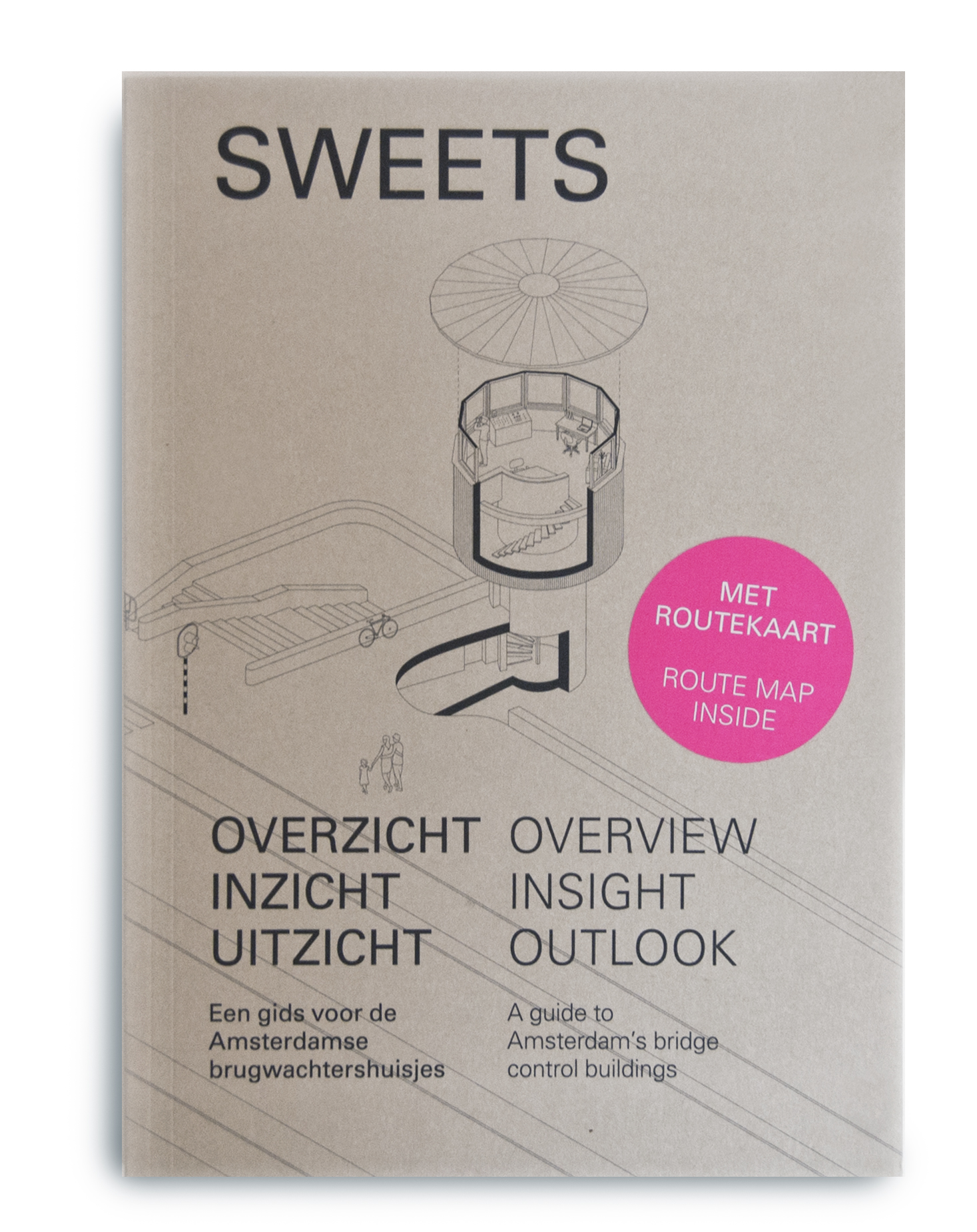 Cover page of Sweets Publication