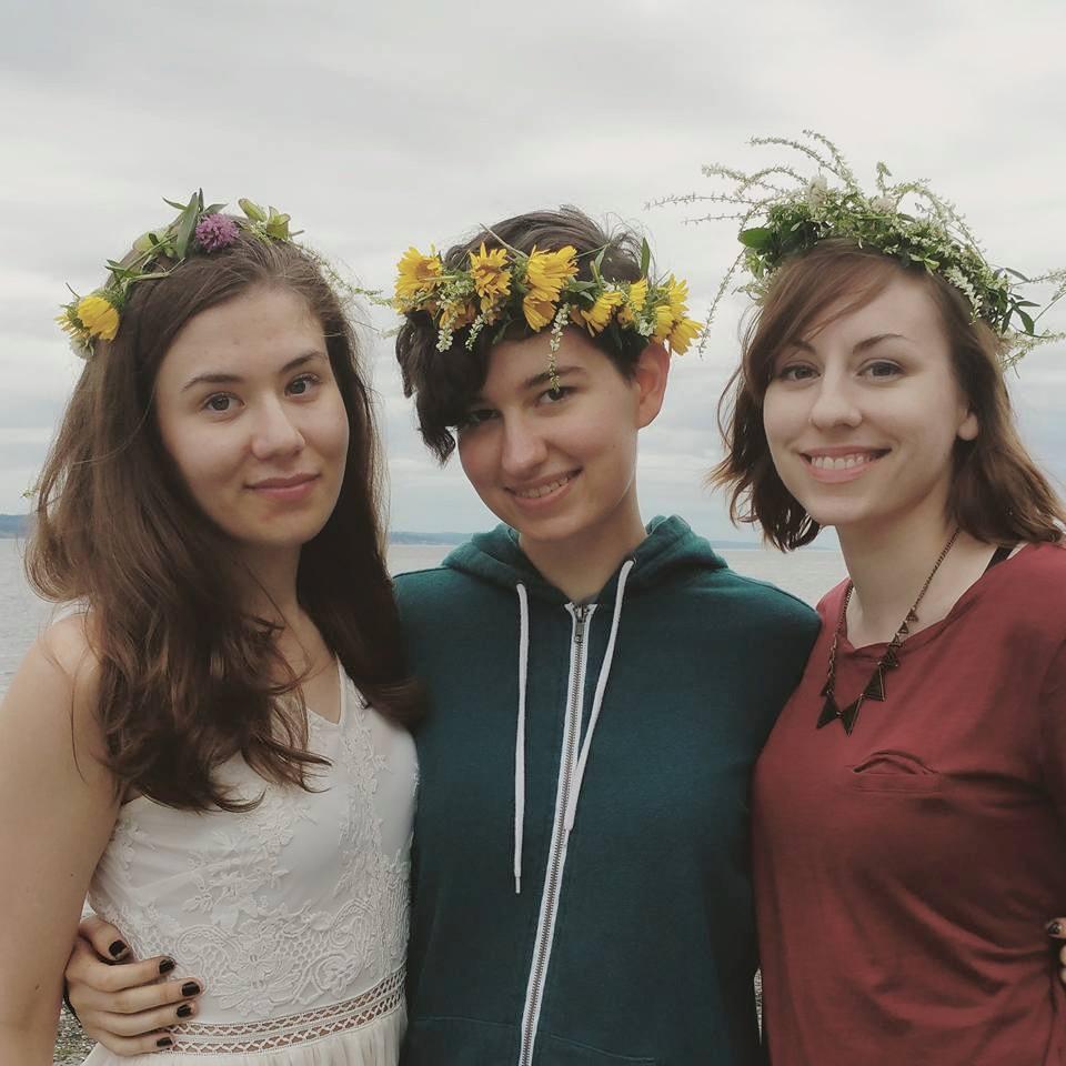 We are precious flower fairies