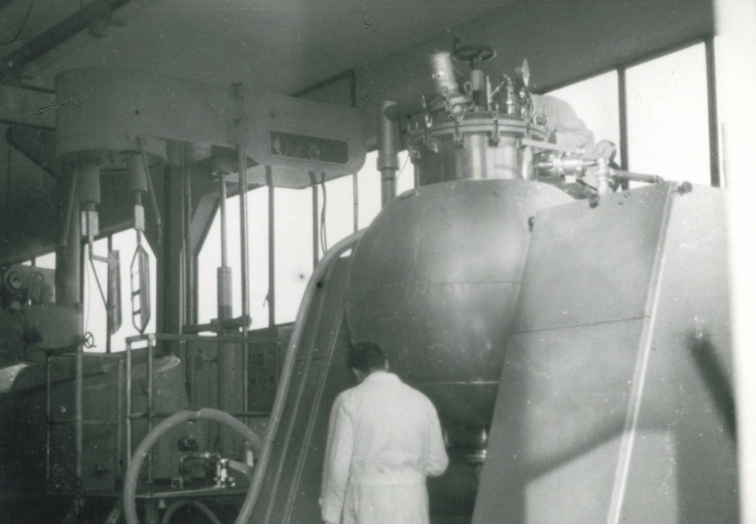 early cosmetic production