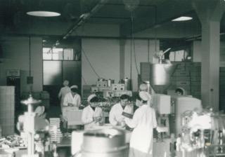 Il confezionamento negli anni '60