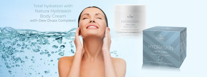 Cliven Natura Hydraskin Body Cream