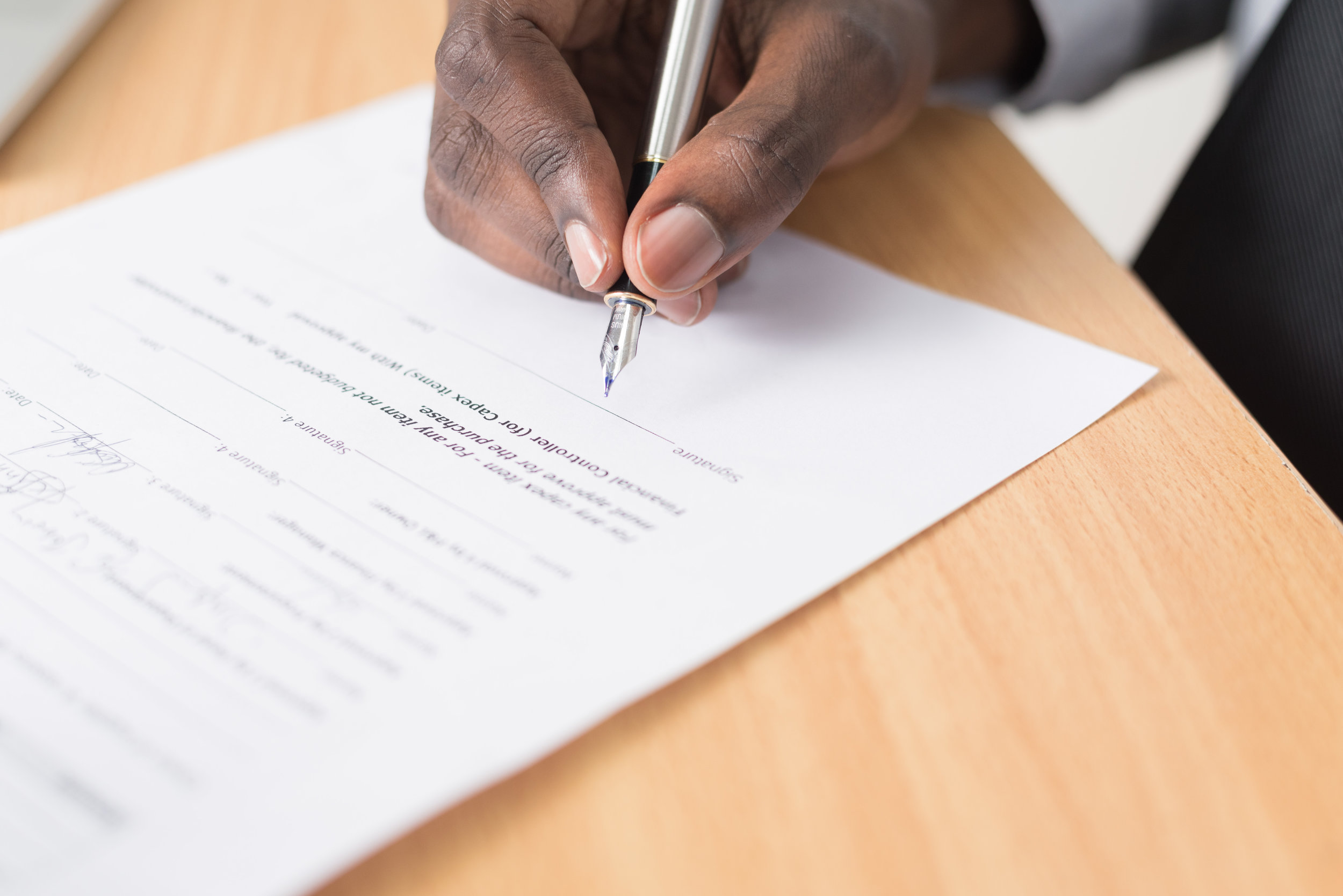 Contract management - Record contract deliverables, instruct to perform work, track invoices and authorise payments.