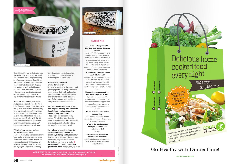 Your Food Magazine