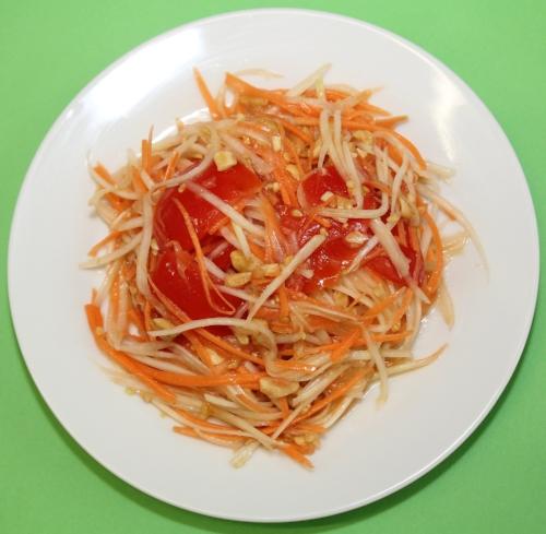 Som Tam - Papaya Salat
