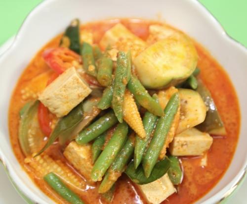 Roter Curry - Gaeng Daeng